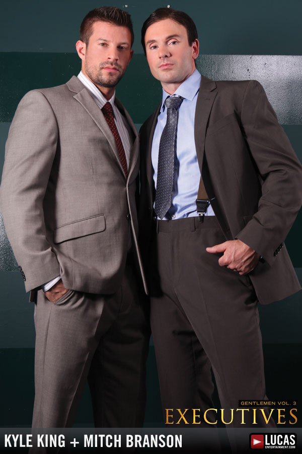 Gentlemen 03: Executives - Gay Movies - Lucas Entertainment