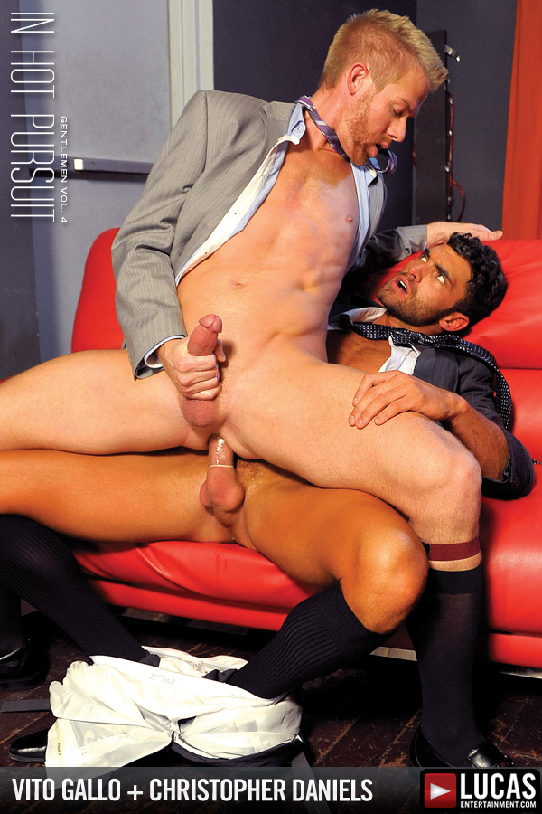Lucas Exclusive Vito Gallo Fucks Christopher Daniel