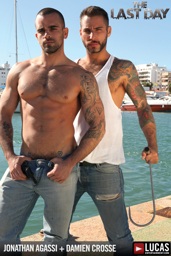 The Last Day - Gay Movies - Lucas Entertainment