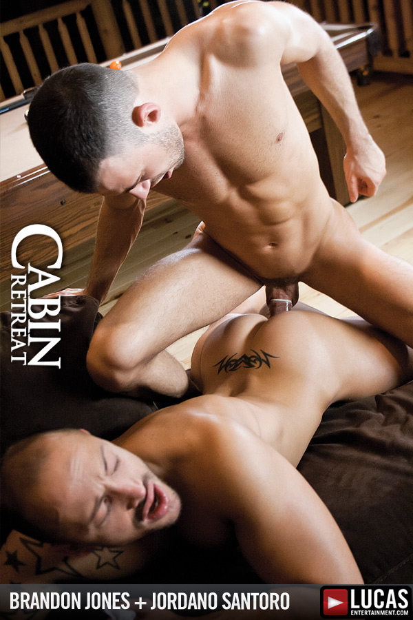 Cabin Retreat - Gay Movies - Lucas Entertainment