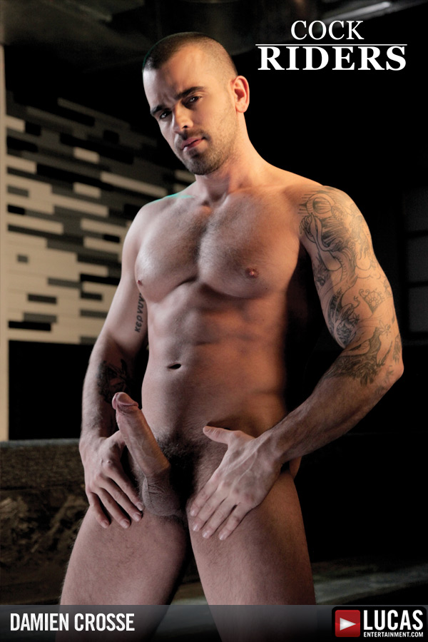 Damien Crosse