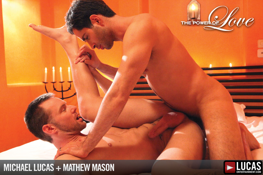 The Power of Love - Gay Movies - Lucas Entertainment
