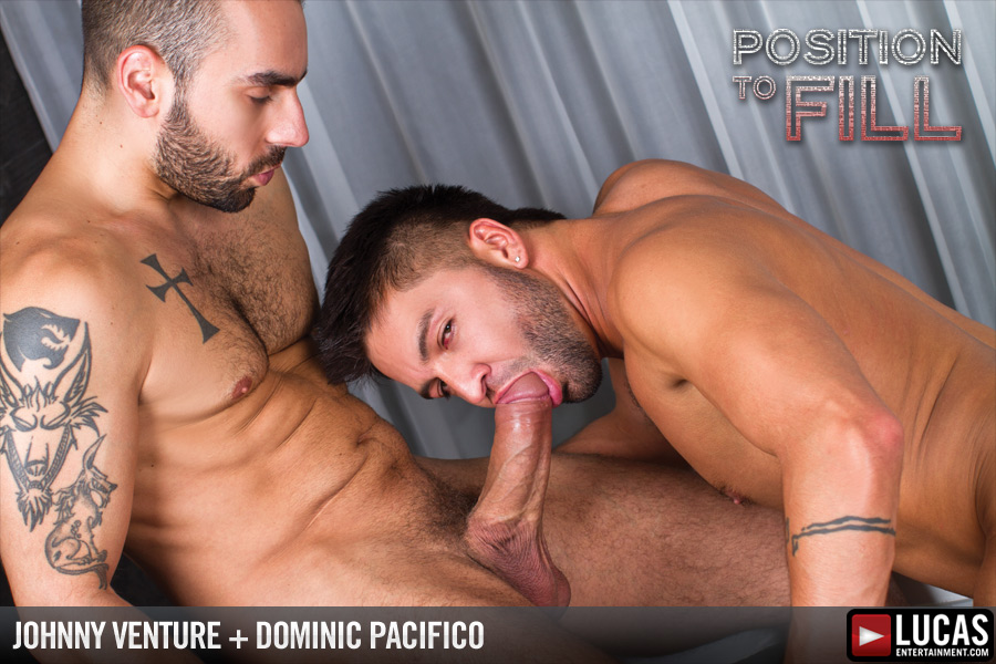 Dominic Pacifico Sucks Johnny Venture