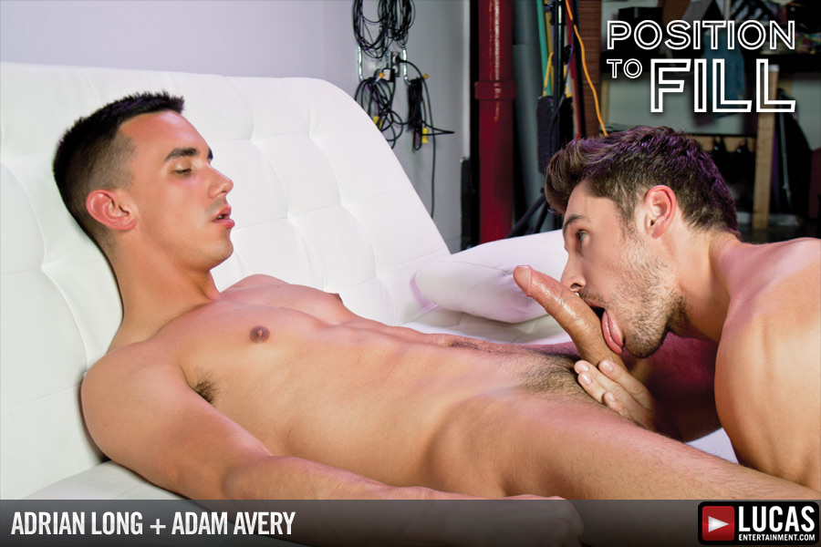 Position to Fill - Gay Movies - Lucas Entertainment
