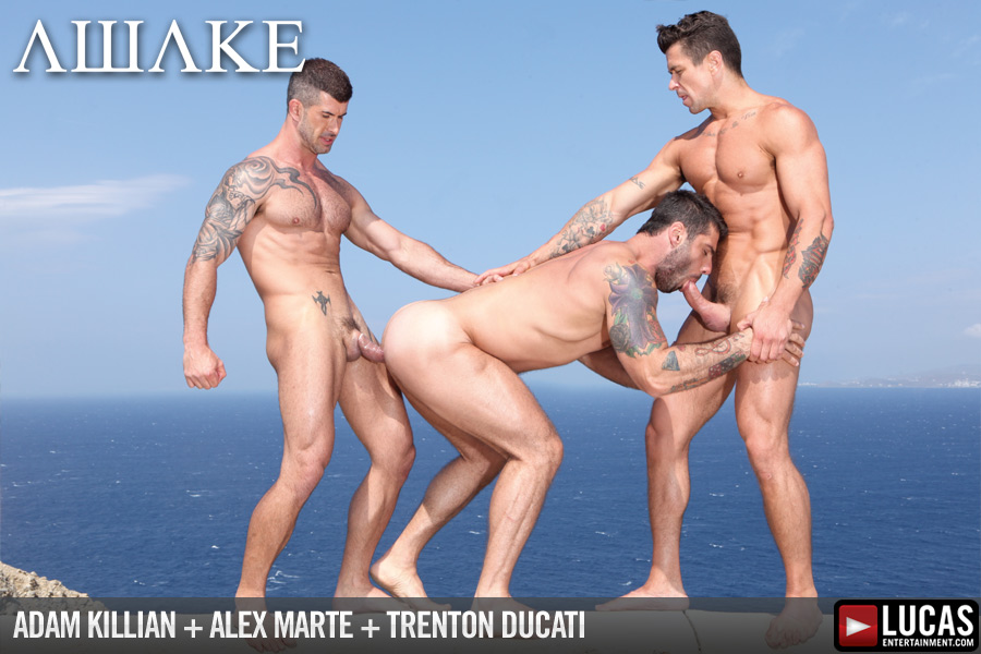 Awake - Gay Movies - Lucas Entertainment