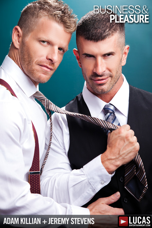 Gentlemen 05: Business & Pleasure - Gay Movies - Lucas Entertainment