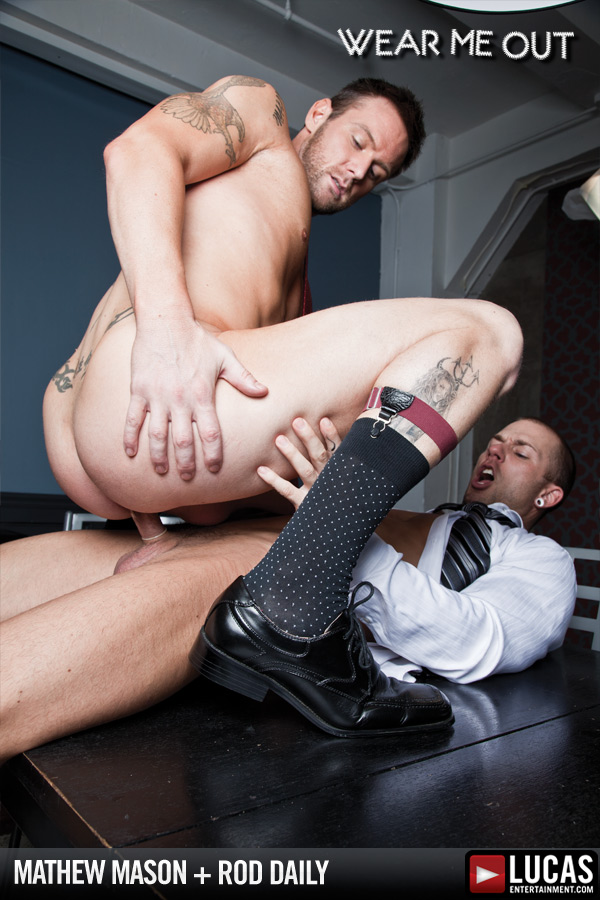 Gentlemen 06: Wear Me Out - Gay Movies - Lucas Entertainment