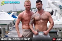 Adam Killian and Chris Daniels
