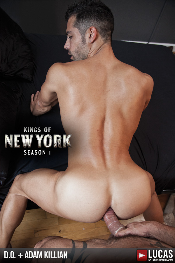 Kings of New York (Season 1) - Gay Movies - Lucas Entertainment