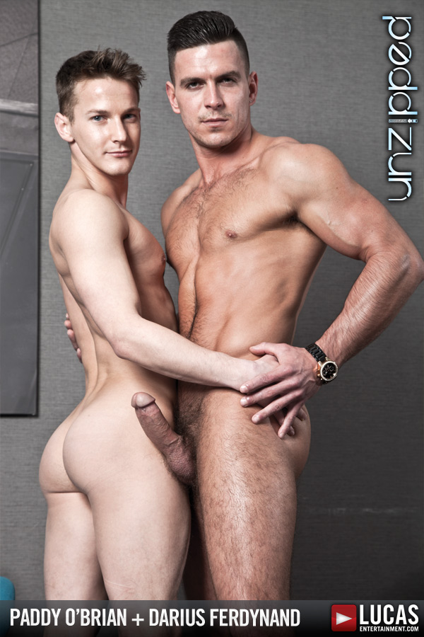 Unzipped - Gay Movies - Lucas Entertainment