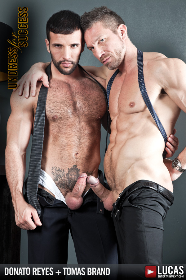 Tomas Brand and Donato Reyes Fuck After Hours - Gay Movies - Lucas Entertainment