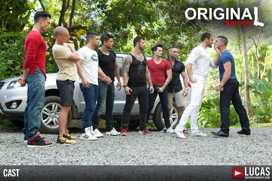 Original Sinners  - Gay Movies - Lucas Entertainment