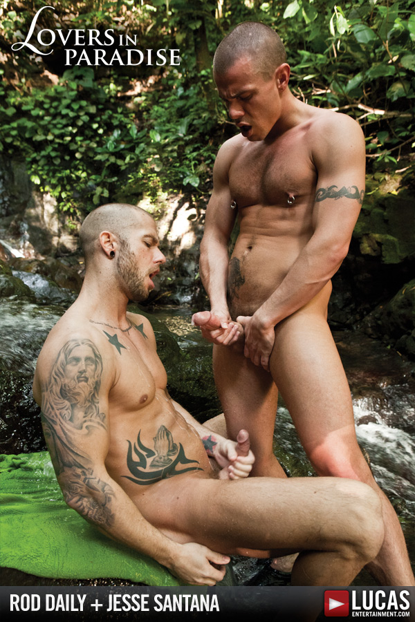Lovers in Paradise - Gay Movies - Lucas Entertainment