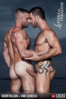 Adam Killian Romances Jake Genesis - Gay Movies - Lucas Entertainment