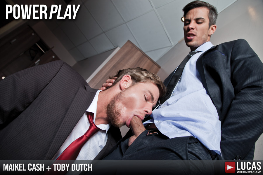 Gentlemen 08: Power Play - Gay Movies - Lucas Entertainment