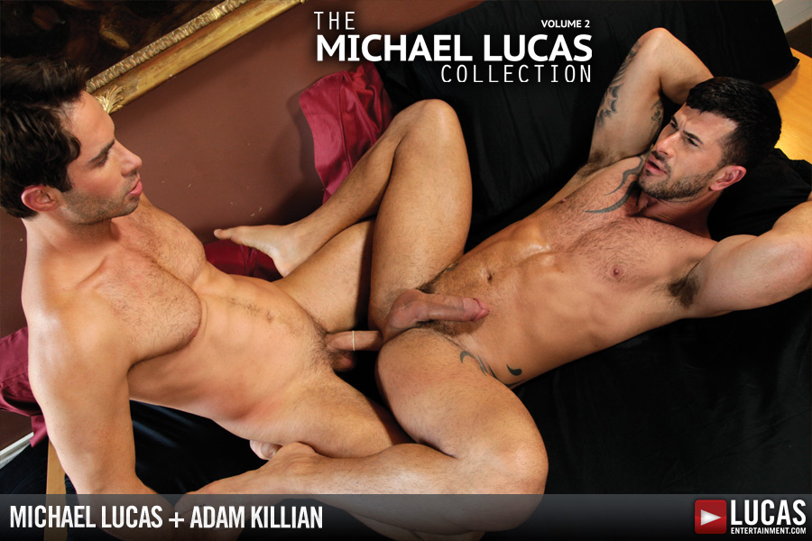 The Michael Lucas Collection (Vol. 2) - Gay Movies - Lucas Entertainment