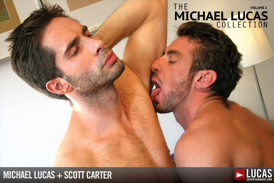 Scott Carter Worships Michael Lucas