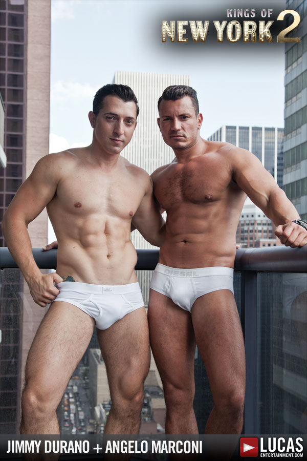 Kings of New York (Season 2) - Gay Movies - Lucas Entertainment