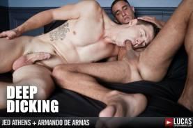 Armando de Armas Travels from Cuba to Rail Jed Athens