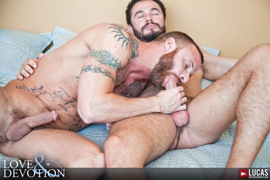 Derek Parker Yearns to Feel Jessy Ares