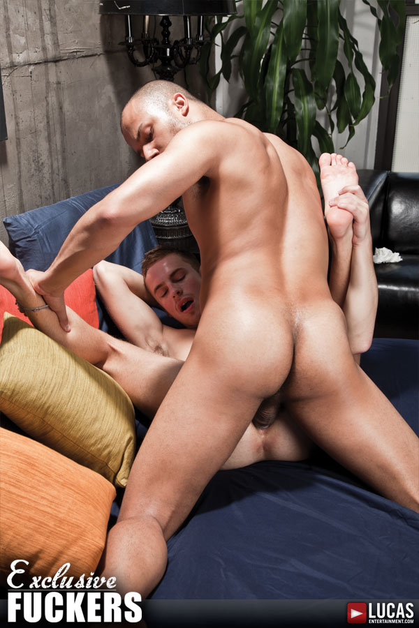 Exclusive Fuckers - Gay Movies - Lucas Entertainment