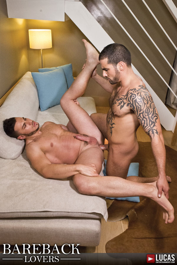 Bareback Lovers - Gay Movies - Lucas Entertainment