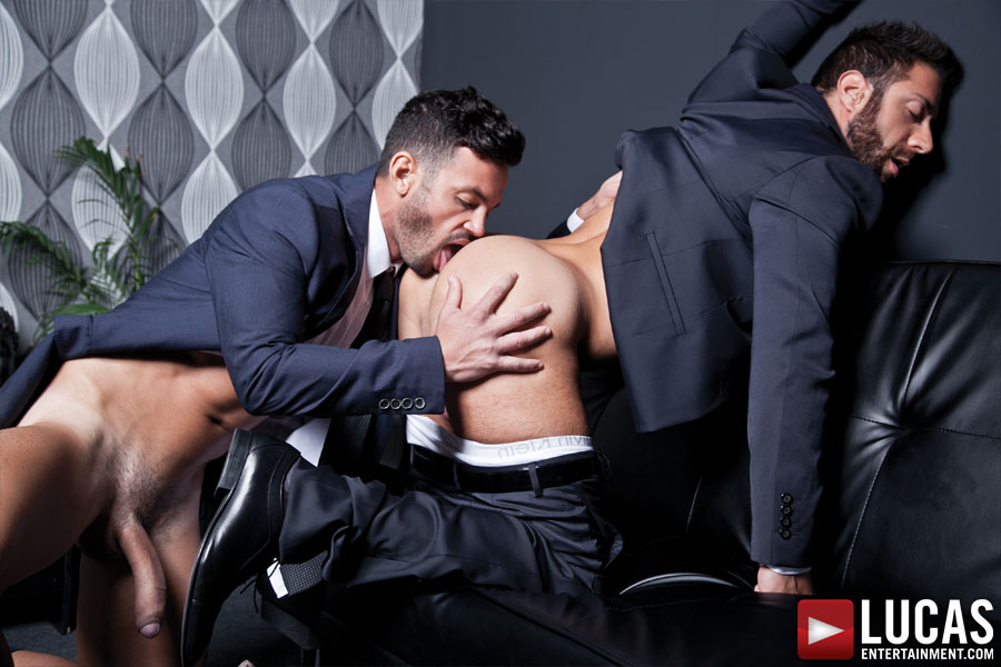Gentlemen 10: Elite Class - Gay Movies - Lucas Entertainment