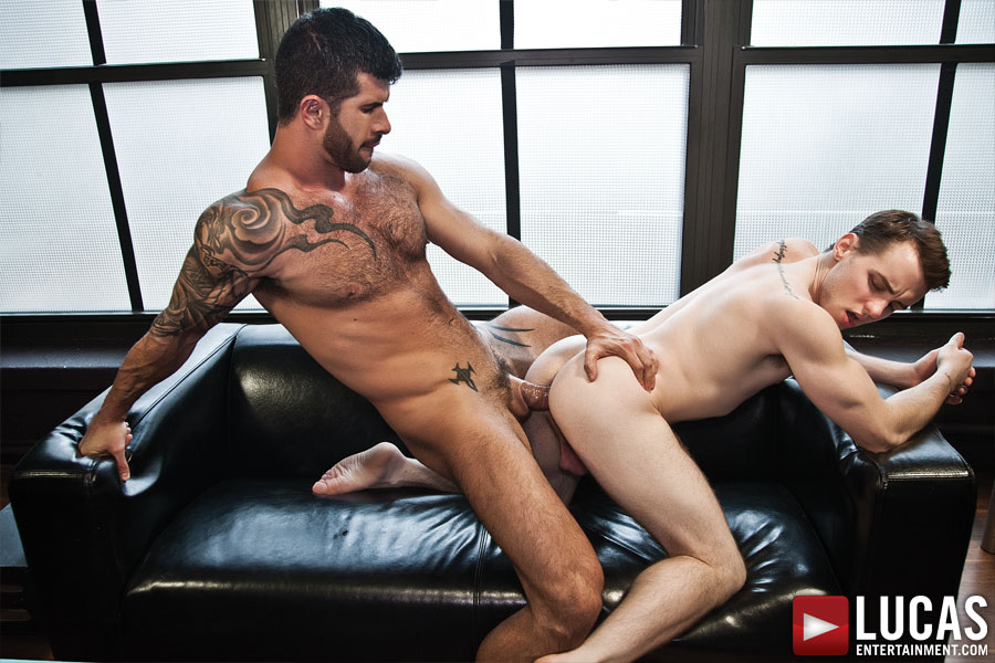 Adam Killian and Colton Grey Flip-Fuck - Gay Movies - Lucas Entertainment