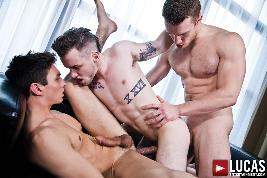 Cruising for Colton Grey - Gay Movies - Lucas Entertainment
