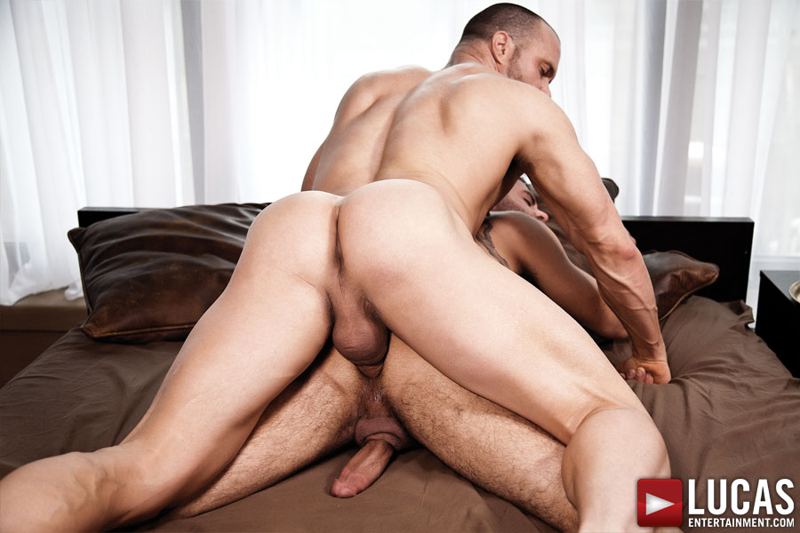 Loving Him Raw - Gay Movies - Lucas Entertainment