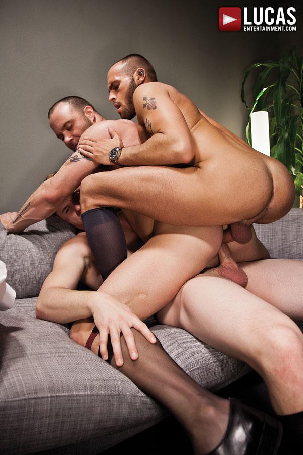gay fançais bareback