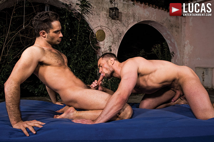 Raw From Russia - Gay Movies - Lucas Entertainment