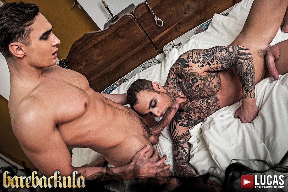 Barebackula - Gay Movies - Lucas Entertainment