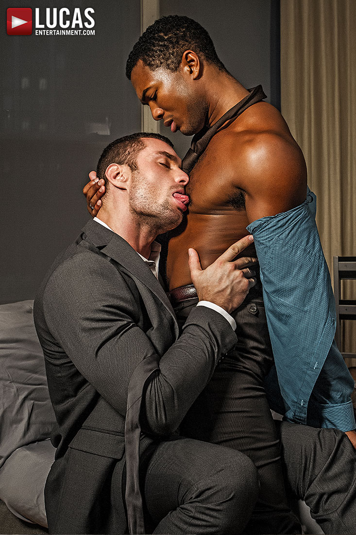 Gentlemen 18: Bred For Business - Gay Movies - Lucas Entertainment