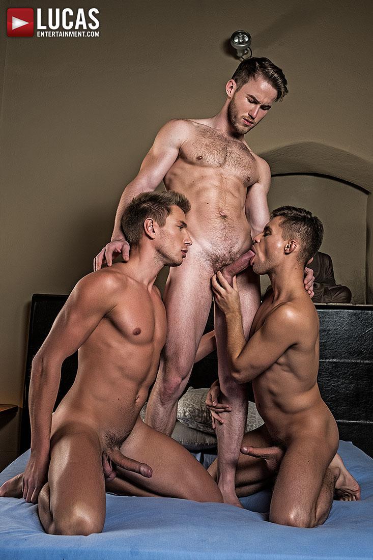 Bareback Boyfriends & Bros - Gay Movies - Lucas Entertainment