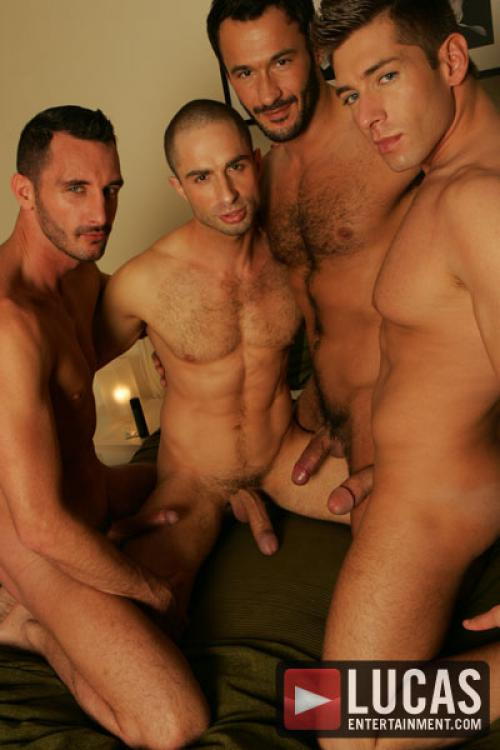 Barcelona Nights - Gay Movies - Lucas Entertainment