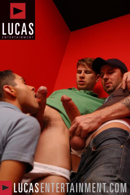 Encounters 3: Flash Point - Gay Movies - Lucas Entertainment