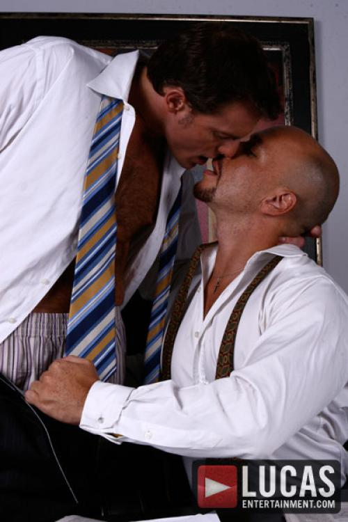 Encounters 4: On the Job - Gay Movies - Lucas Entertainment