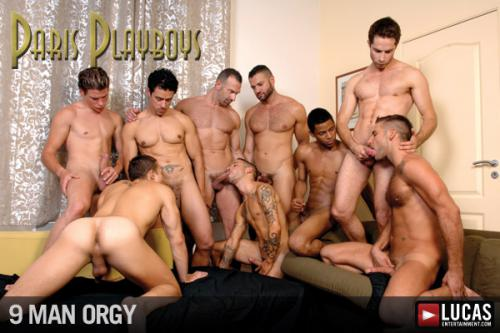 Paris Playboys - Gay Movies - Lucas Entertainment