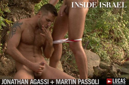 Inside Israel - Gay Movies - Lucas Entertainment