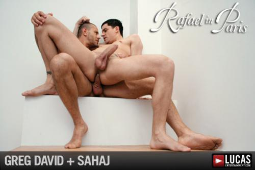 Rafael in Paris - Gay Movies - Lucas Entertainment
