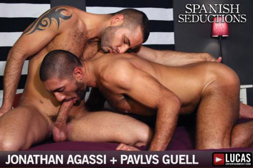 Spanish Seductions - Gay Movies - Lucas Entertainment