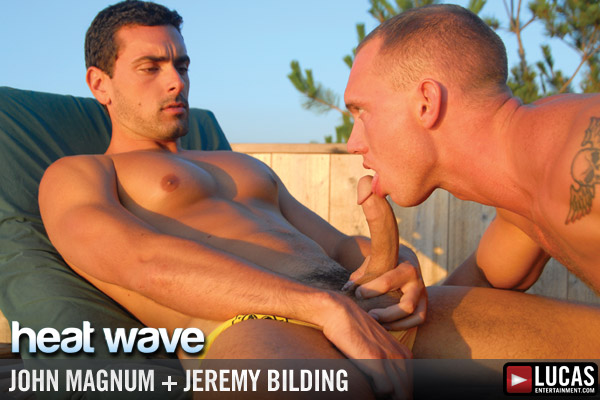 Heat Wave - Gay Movies - Lucas Entertainment