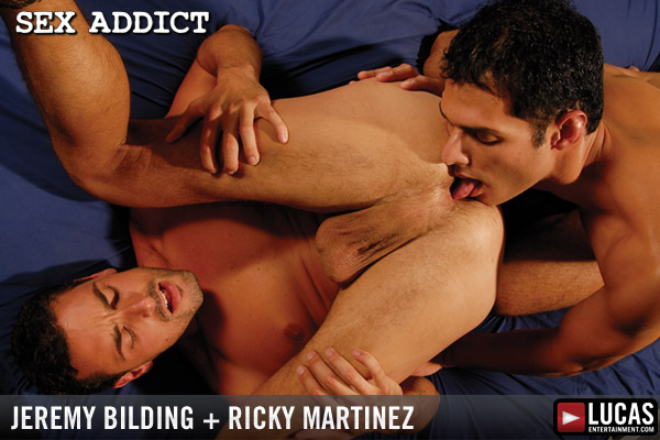 Sex Addict - Gay Movies - Lucas Entertainment