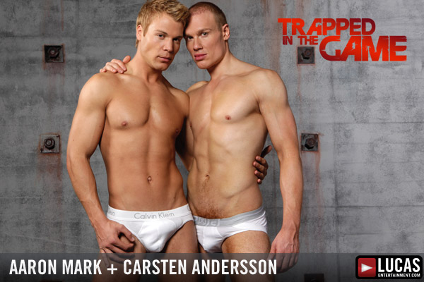 Trapped in the Game - Gay Movies - Lucas Entertainment