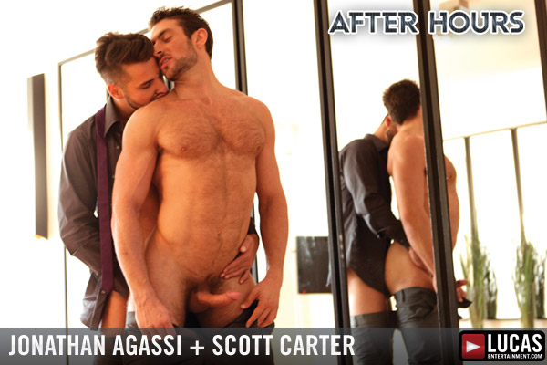 After Hours - Gay Movies - Lucas Entertainment