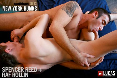 Auditions 30: New York Hunks - Gay Movies - Lucas Entertainment