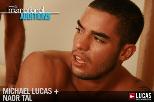 Auditions 32: International Auditions - Gay Movies - Lucas Entertainment