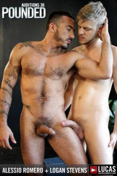Auditions 36: Pounded - Gay Movies - Lucas Entertainment