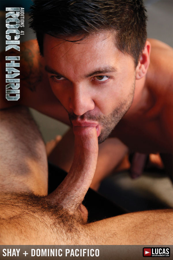 Auditions 41: Rock Hard - Gay Movies - Lucas Entertainment